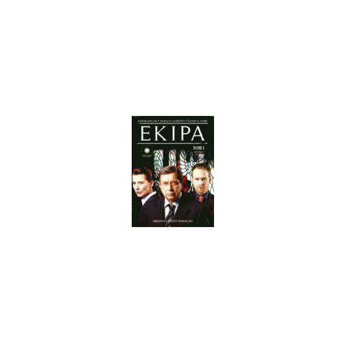 Ekipa. tom 1 (książka + dvd) marki Agora sa