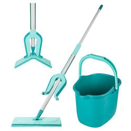 Leifheit Mop płaski piccolo micro duo 57023 + zyskaj 5% rabatu! + zamów z dostawą jutro!