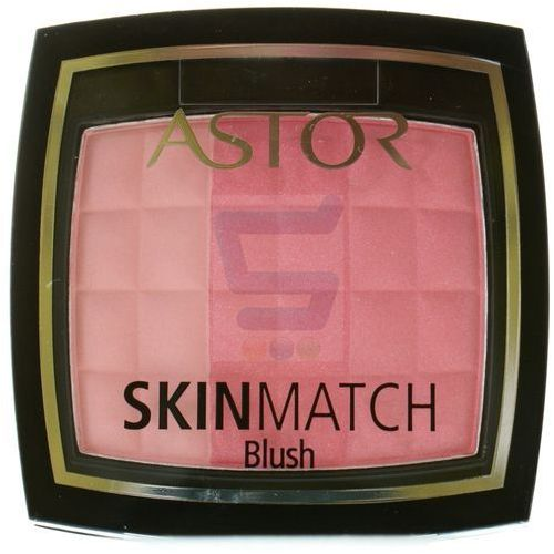 Astor Skin Match Blush - Róż do policzków, kolor: 002 Peachy Coral