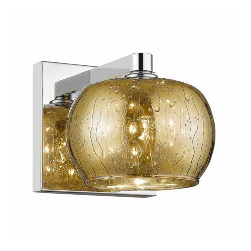 Zumaline kinkiet/lampa ścienna RAIN złoty W0076-01A-B5L9 (gold) (2011005986747)