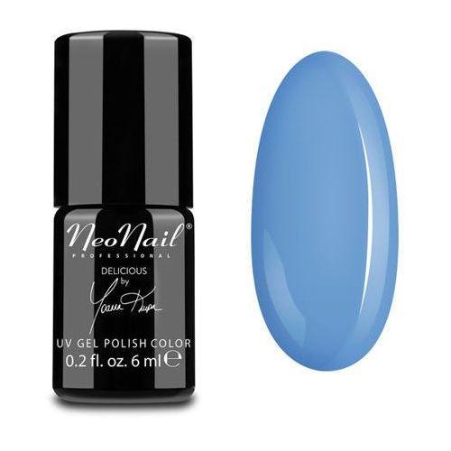 Neonail Lakier hybrydowy  6 ml - blue cream jelly