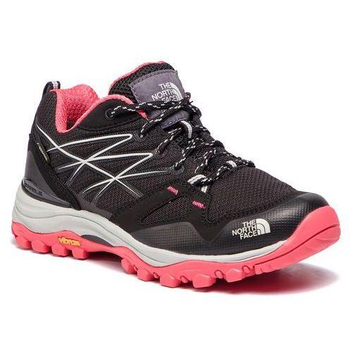 Trekkingi - hedgehog fastpack gtx (eu) gore-tex t0cxt45vf tnf black/atomic pink marki The north face