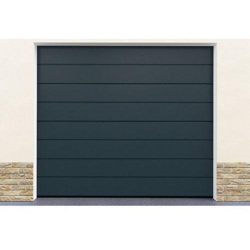 Brama garażowa segmentowa ral7016 marki Doorhan