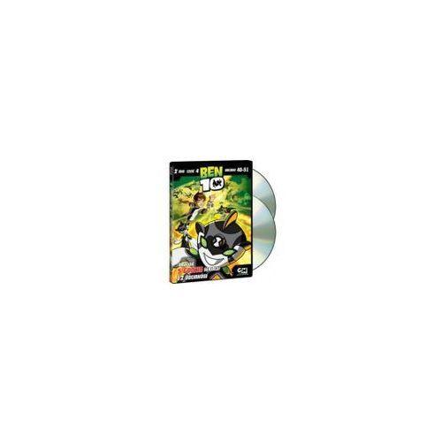Ben 10, cz. 4 (2 DVD) (*) - produkt z kategorii- Seriale, telenowele, programy TV