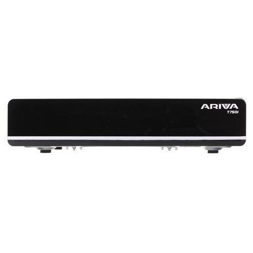 Tuner DVB-T FERGUSON ARIVA T750i black T750i black - odbiór w 2000 punktach - Salony, Paczkomaty, Stacje Orlen (5907115002361)