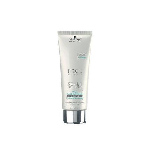 Schwarzkopf BC Bonacure Scalp Genesis Anti-Dandruff szampon do włosów 200 ml dla kobiet (4045787384208)