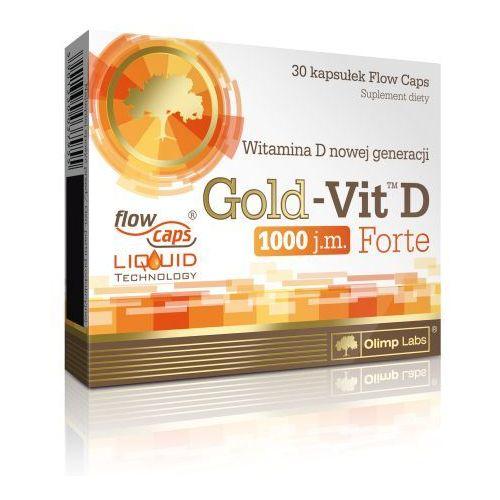 Gold-Vit™ D Forte 30kaps (5901330037955)