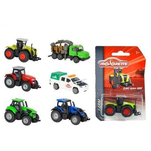 Majorette Pojazdy wiejskie, ast (3467452038017)