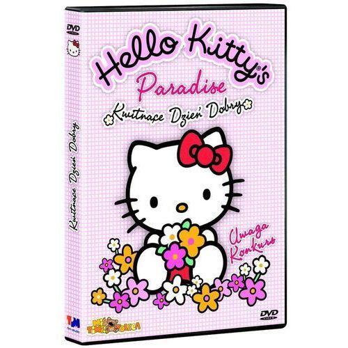 Hello Kitty's Paradise - Kwitnące dzień dobry
