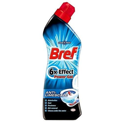Henkel Płyn do wc bref anti-limescale 750ml