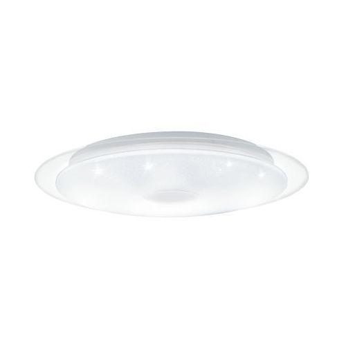 Eglo lanciano 1 98324 plafon lampa sufitowa oprawa 1x36w led biała