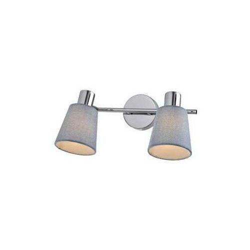 Candellux Pin 92-70654 plafon lampa sufitowa 2x40W E14 chrom (5906714870654)