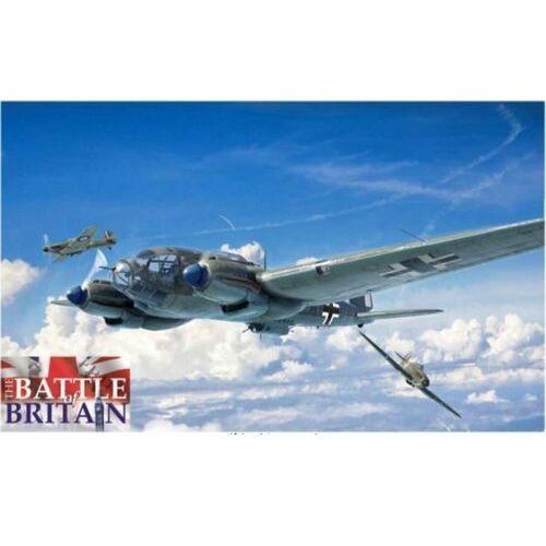 Model plastikowy Heinkel He 111H Battle of Britain 80th