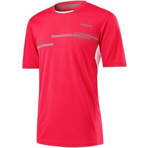 koszulka sportowa club technical shirt m red l marki Head
