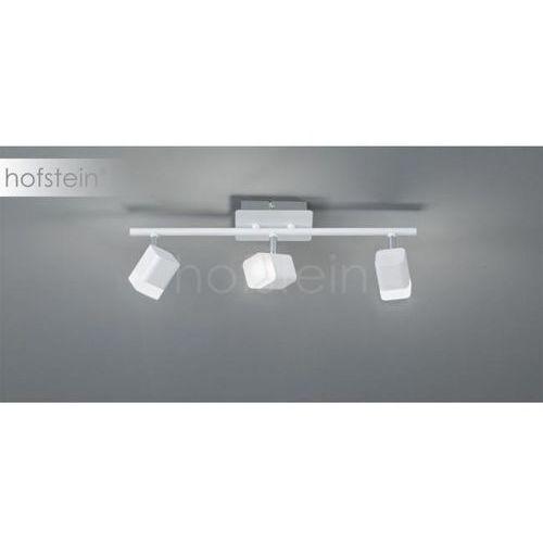 Reality roubaix reflektor led biały, 3-punktowe - nowoczesny - obszar wewnętrzny - roubaix - czas dostawy: od 3-6 dni roboczych (4017807391459)