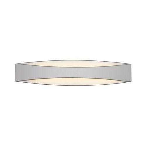 LAMPA ścienna KAIA MB1126L Italux metalowa OPRAWA minimalistyczna LED 12W kinkiet biały