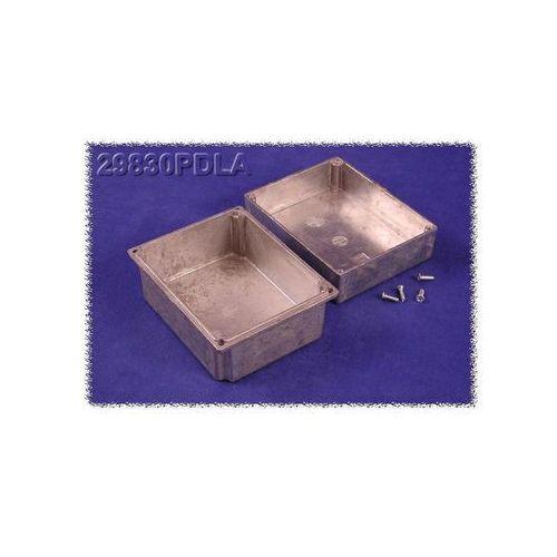 Obudowa uniwersalna 29830PDLA Hammond Electronics 29830PDLA aluminium Naturalny 120 x 95 x 70 1 szt., kup u jednego z partnerów