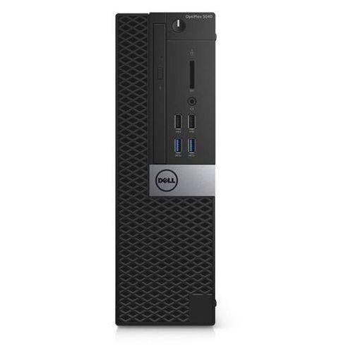 Dell OptiPlex 5040 N019O5040SFF02 - Intel Core i7 6700 / 8 GB / 500 GB / Intel HD Graphics 530 / DVD+/-RW / Windows 10 Pro lub 7 Pro / pakiet usług i wysyłka w cenie - produkt z kategorii- Zestawy komputerowe