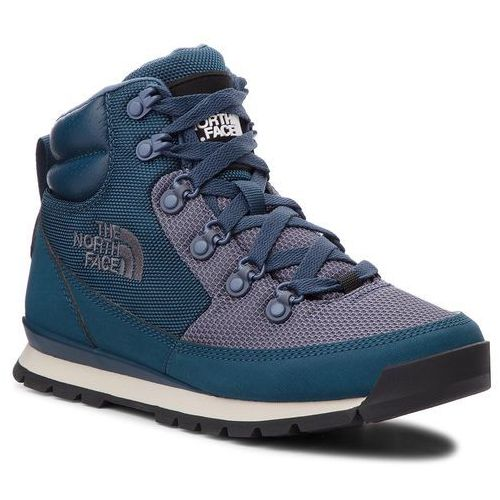 Trekkingi THE NORTH FACE - Back-To-Berkeley Redux Remtlz Mesh T93RRW8MV Blue Wing Teal/Grisaille Grey, w 4 rozmiarach