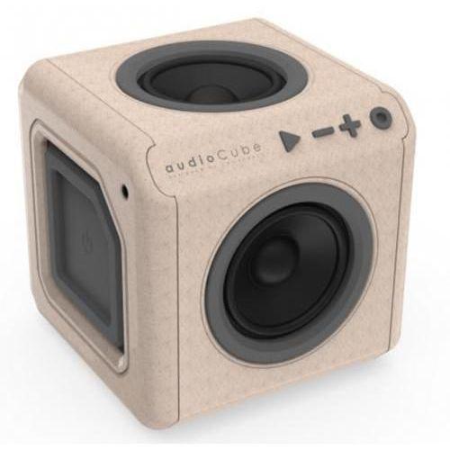 Audiocube portable wood edition - zobacz nasze 5 tys zestawów marki Allocacoc