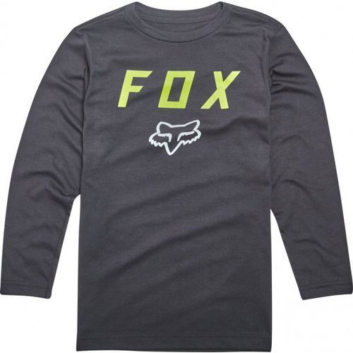 Fox junior dusty black koszulka z długim rękawem marki Fox_sale