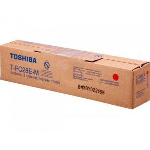 toner magenta t-fc28e-m, tfc28em, 6aj00000048 marki Toshiba