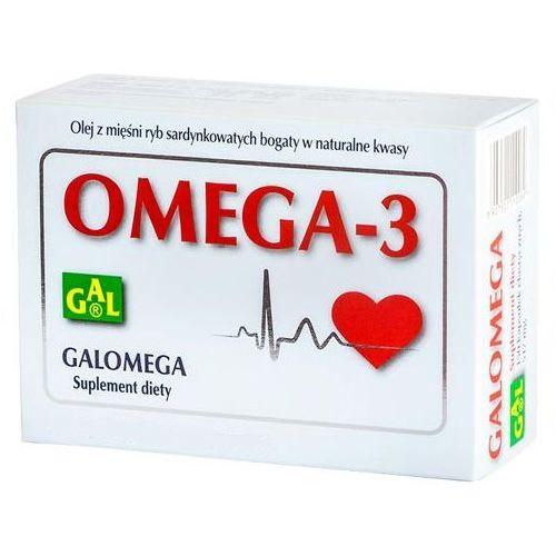 Gal Omega 3 100 kaps. (5907501110052)