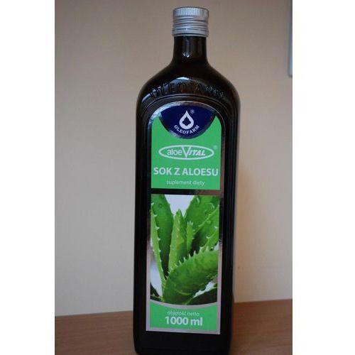 Aloes sok z aloesu płyn 1 l (5907078675565)