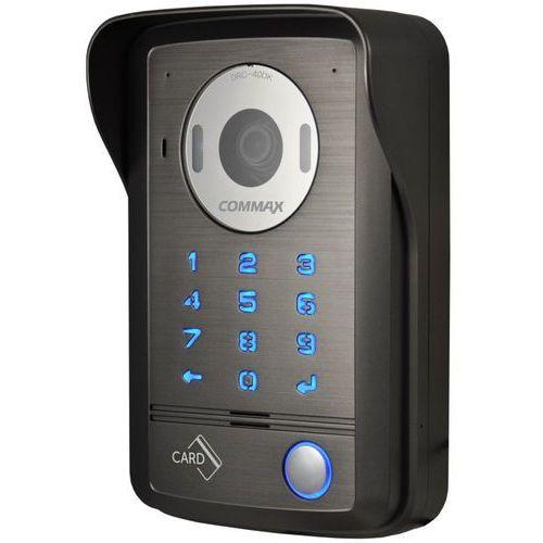 DRC-40DKHD Kamera natynkowa Commax z regulacją optyki i zamkiem szyfrowym, optyka HD 960p