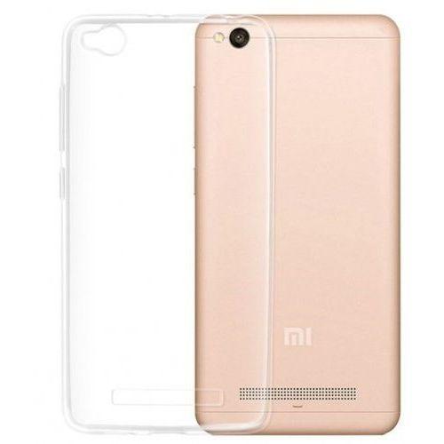 Etui XIAOMI Soft Case do smartfona Redmi 4A Przezroczysty, 1_616364