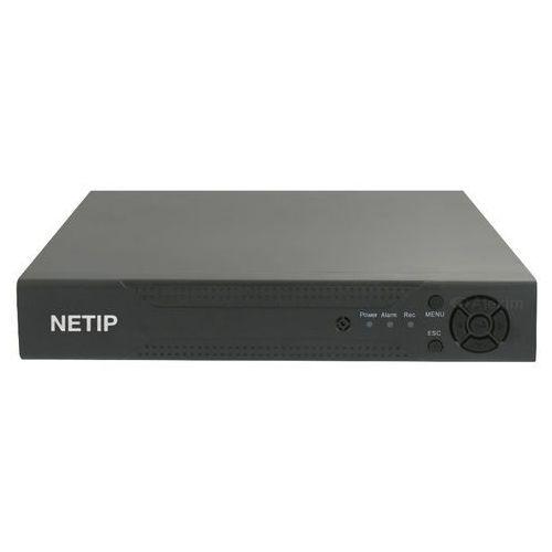 Rejestrator NVR-IP NETIP 08 FullHD