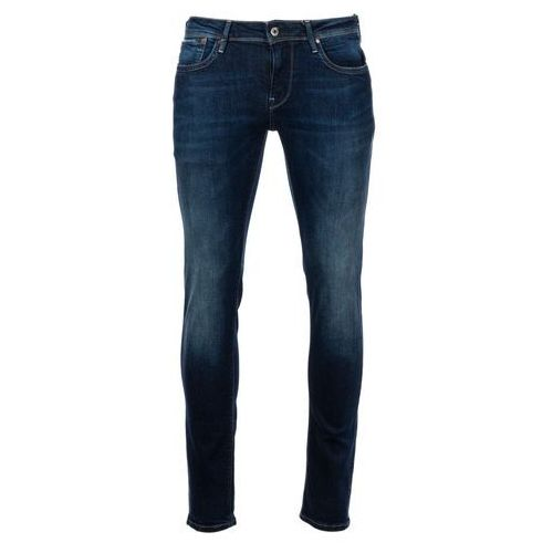 Pepe Jeans jeansy męskie Hatch 32/34, ciemny niebieski, jeansy