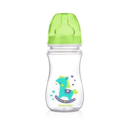 Canpol babies Butelka antykolkowa  easystart toys 240 ml 35/220 + zamów z dostawą jutro! (5903407352213)