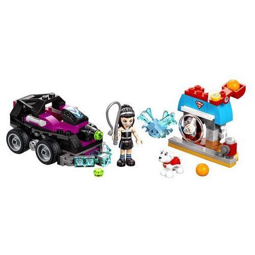 Lego HERO FACTORY Dc super hero girls, lashina i jej pojazd 41233