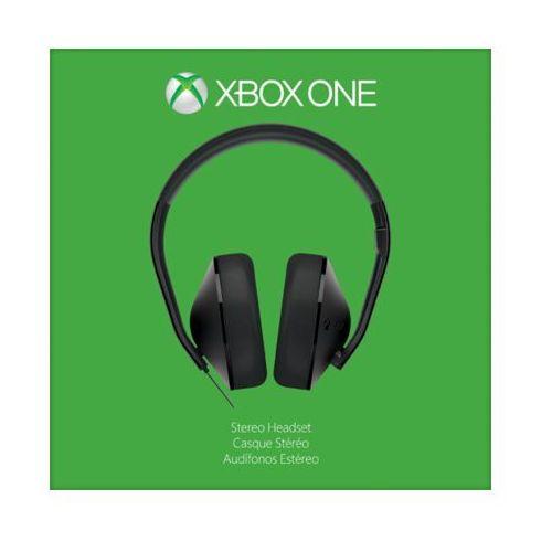 Zestaw słuchawkowy do konsoli xbox one marki Microsoft. Najniższe ceny, najlepsze promocje w sklepach, opinie.