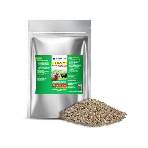 Garden lab Naturalny preparat na ślimaki lum out. eko bariera na ślimaki granulat 1,5kg