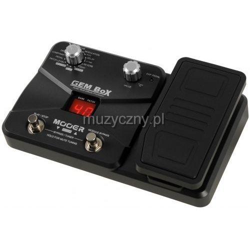 Mooer GE50 GEM Box multiefekt gitarowy