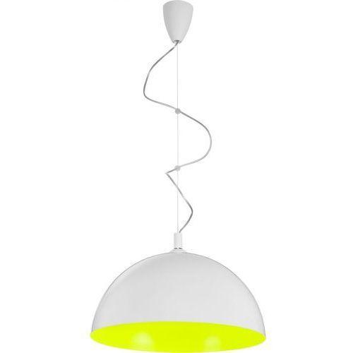 Lampa wisząca Nowodvorski Hemisphere White - Yellow Fluo L / 5712 (5903139571296)