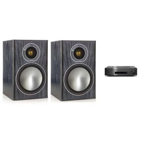 Cambridge audio cxa80 + monitor audio bronze 1 marki Zestawy