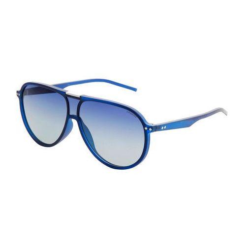 Polaroid Okulary przeciwsłoneczne męskie - 233623-66