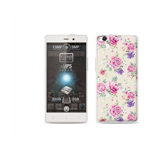 Etuo.pl Fantastic case - allview x1 soul - etui na telefon fantastic case - pastelowe różyczki