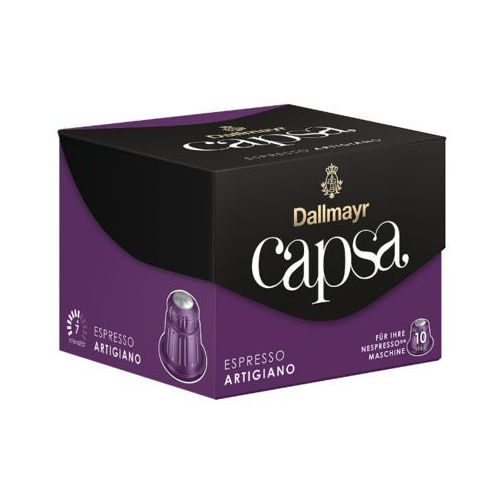 capsa 10szt espresso artigiano kawa w kapsułkach marki Dallmayr. Najniższe ceny, najlepsze promocje w sklepach, opinie.