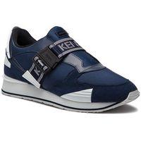Sneakersy - f865sn242f57 blue marine 76, Kenzo, 42-45