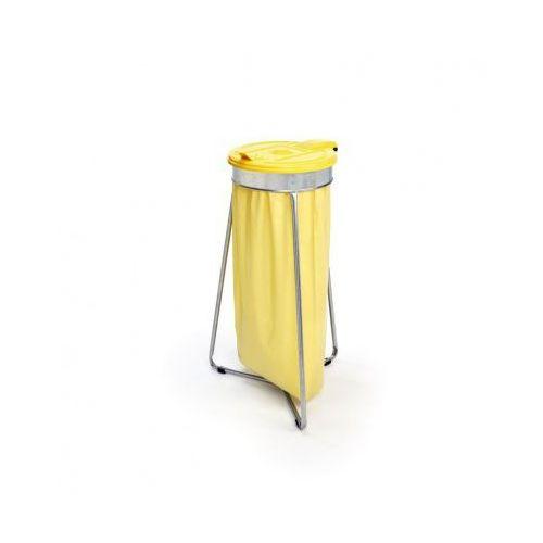 Trójnożny stojak na 1 worek na śmieci 70/120 l marki B2b partner