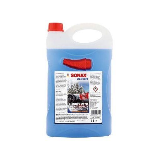 zimowy płyn do spryskiwaczy nano pro 4l marki Sonax