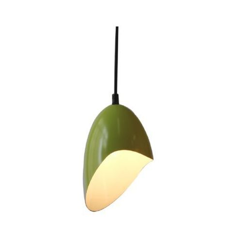 Lampa wisząca jensen 1390109 metalowa oprawa zwis oliwkowa marki Spotlight