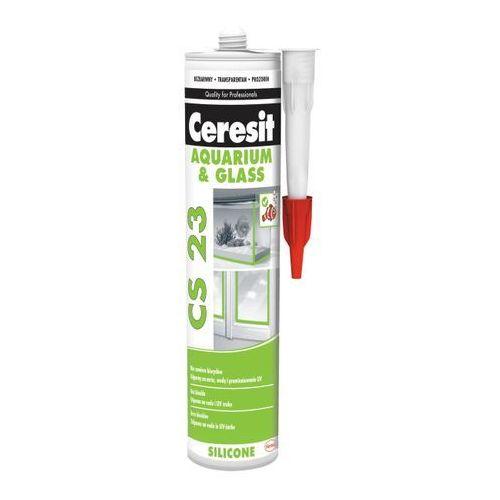 Silikon do akwariów transparentny 300 ml marki Ceresit