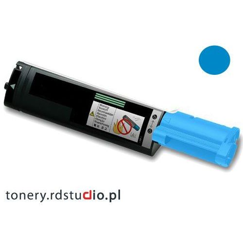 Toner do Epson AcuLaser CX21N CX21NC CX21NFC CX21NFCT CX21NFT - Zamiennik Cyan, R-CX21-c