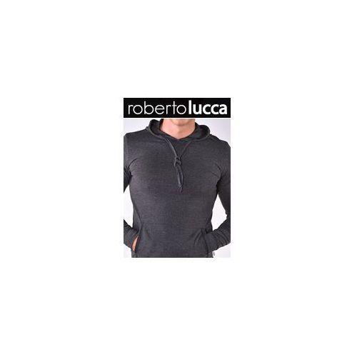 Hood koszulka slim fit 80243 00039 marki Roberto lucca