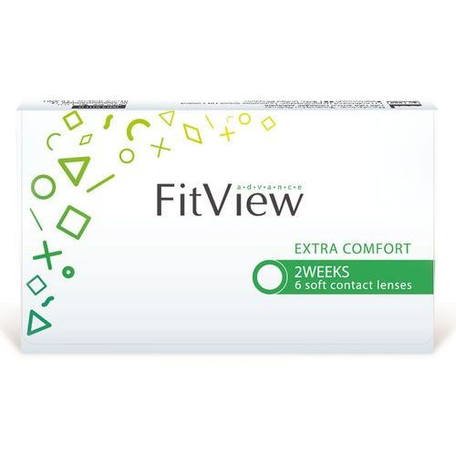 Supervision Fitview advance 2 weeks 6 szt.